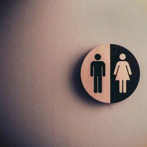 De wijziging van het geslacht in de geboorteakte voor transgenders